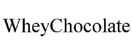 WHEYCHOCOLATE