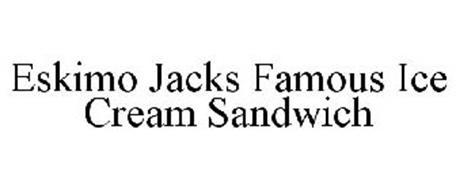ESKIMO JACKS FAMOUS ICE CREAM SANDWICH