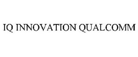 IQ INNOVATION QUALCOMM
