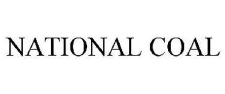NATIONAL COAL