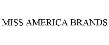 MISS AMERICA BRANDS