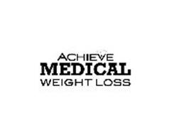 Achieve Medical Weight Loss Trademark Of Tdk Management Inc Serial