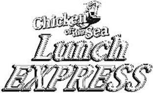 CHICKEN OF THE SEA LUNCH EXPRESS