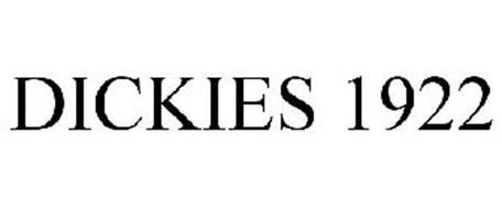 DICKIES 1922