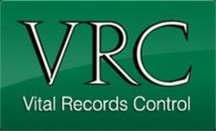 VRC VITAL RECORDS CONTROL