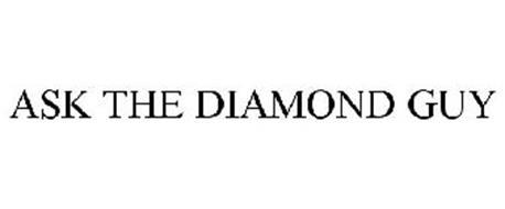 ASK THE DIAMOND GUY