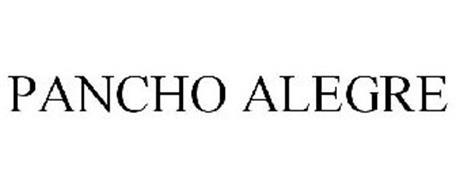 PANCHO ALEGRE