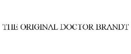 THE ORIGINAL DOCTOR BRANDT