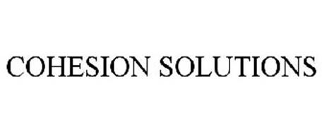 COHESION SOLUTIONS