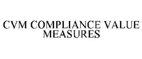 CVM COMPLIANCE VALUE MEASURES