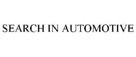 SEARCH IN AUTOMOTIVE
