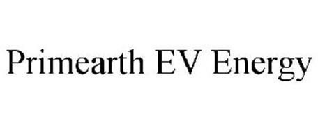PRIMEARTH EV ENERGY