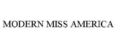 MODERN MISS AMERICA