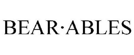 BEAR·ABLES
