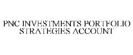 PNC INVESTMENTS PORTFOLIO STRATEGIES ACCOUNT