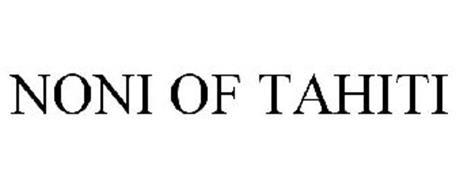 NONI OF TAHITI