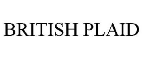 BRITISH PLAID