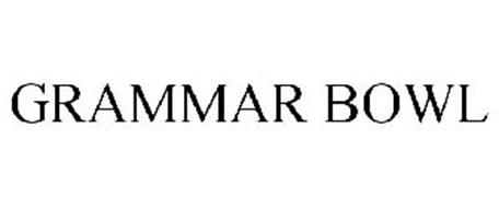 GRAMMAR BOWL