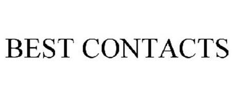 BEST CONTACTS