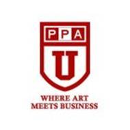 PPA U WHERE ART MEETS BUSINESS