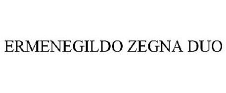 ERMENEGILDO ZEGNA DUO