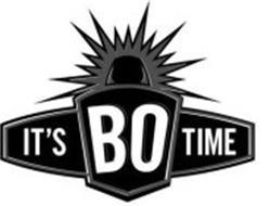 IT'S BO TIME
