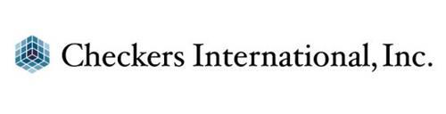 CHECKERS INTERNATIONAL, INC.