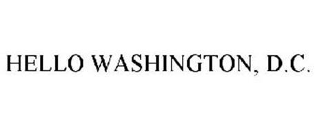 HELLO WASHINGTON D.C.