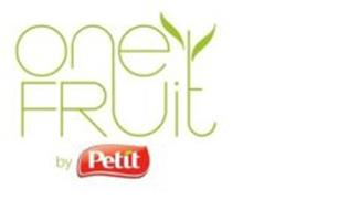 ONE FRUIT BY PETIT