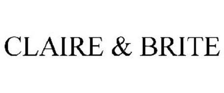 CLAIRE & BRITE