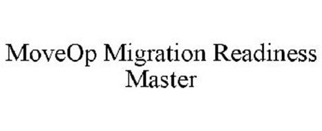 MOVEOP MIGRATION READINESS MASTER