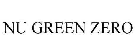 NU GREEN ZERO