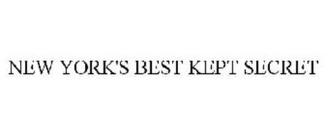 NEW YORK'S BEST KEPT SECRET