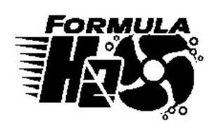 FORMULA H2O