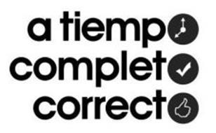 A TIEMPO COMPLETO CORRECTO