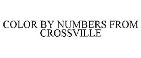 COLOR BY NUMBERS FROM CROSSVILLE