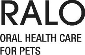 RALO ORAL HEALTH CARE FOR PETS
