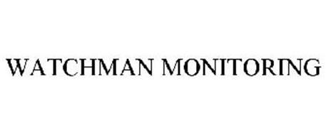 WATCHMAN MONITORING