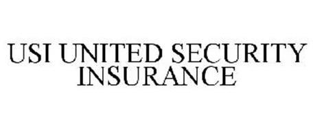 USI UNITED SECURITY INSURANCE