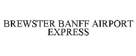 BREWSTER BANFF AIRPORT EXPRESS