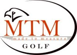 MTM MADE TO MEASURE GOLF