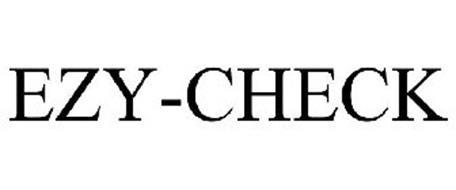 EZY-CHECK