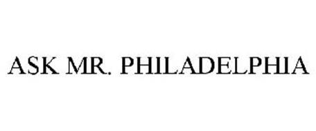 ASK MR. PHILADELPHIA