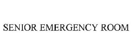 SENIOR EMERGENCY ROOM