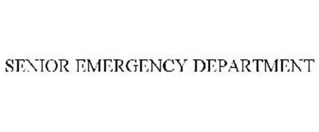 SENIOR EMERGENCY DEPARTMENT