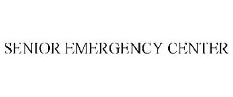 SENIOR EMERGENCY CENTER