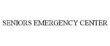 SENIORS EMERGENCY CENTER