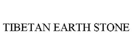 TIBETAN EARTH STONE