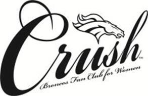 CRUSH BRONCOS FAN CLUB FOR WOMEN