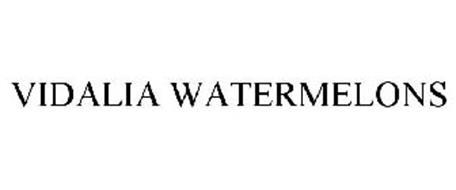 VIDALIA WATERMELONS